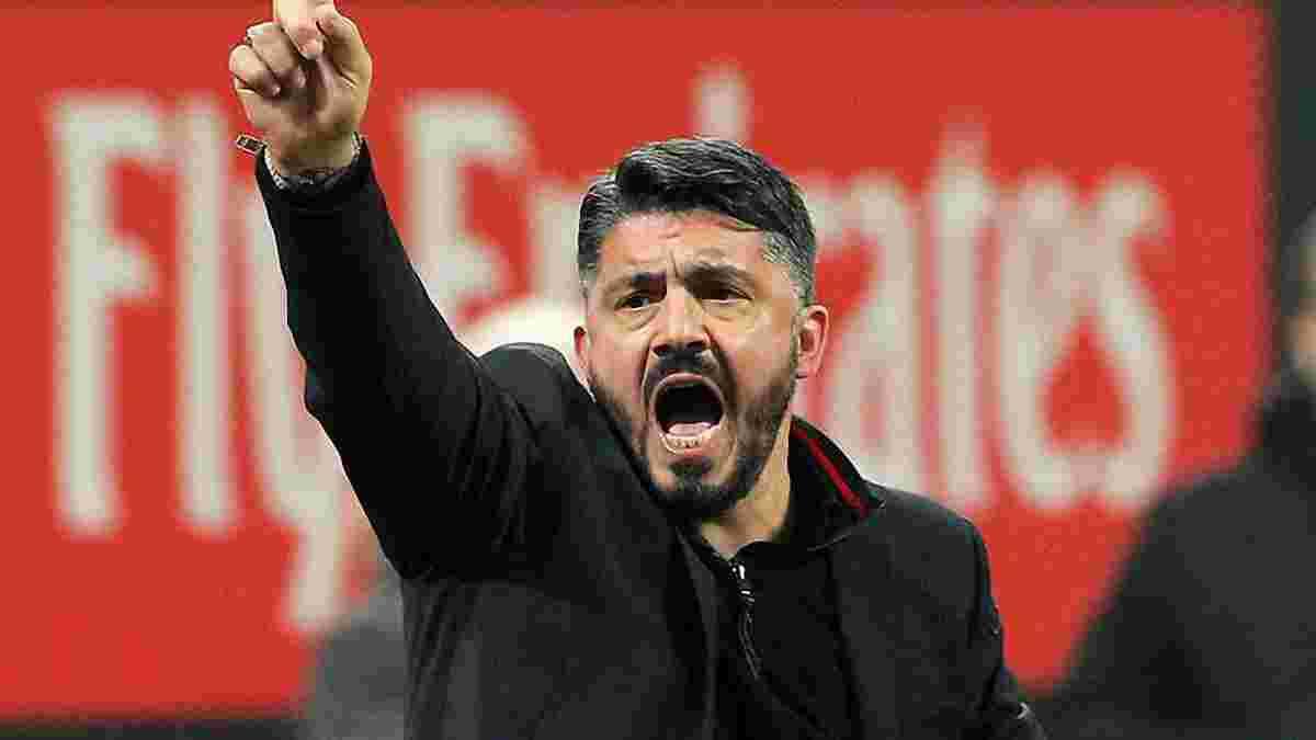 Гаттузо: У Олимпиакоса больше еврокубкового опыта, чем у Милана