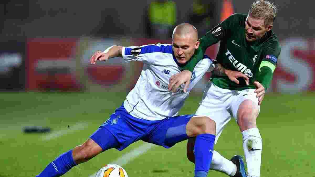 Динамо – Яблонец: де дивитись матч Ліги Європи