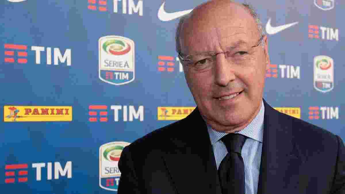 Інтер офіційно оголосив про перехід Маротти, який працював спортивним директором Ювентуса
