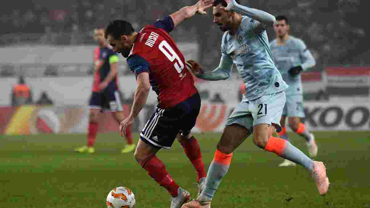 Лига Европы: Ренн одолел Астану и вместе с Динамо вышел в плей-офф, БАТЭ не пустил в 1/16 финала ПАОК