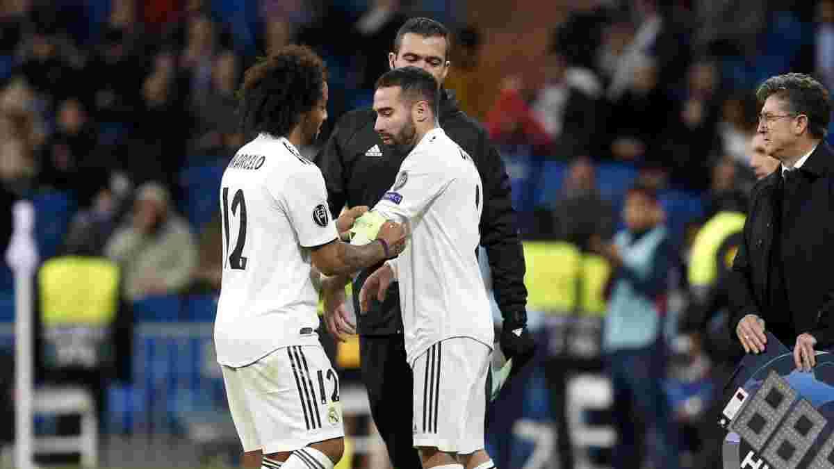 Карвахаль объяснил, почему Иско отказался одевать капитанскую повязку Реала в матче с ЦСКА