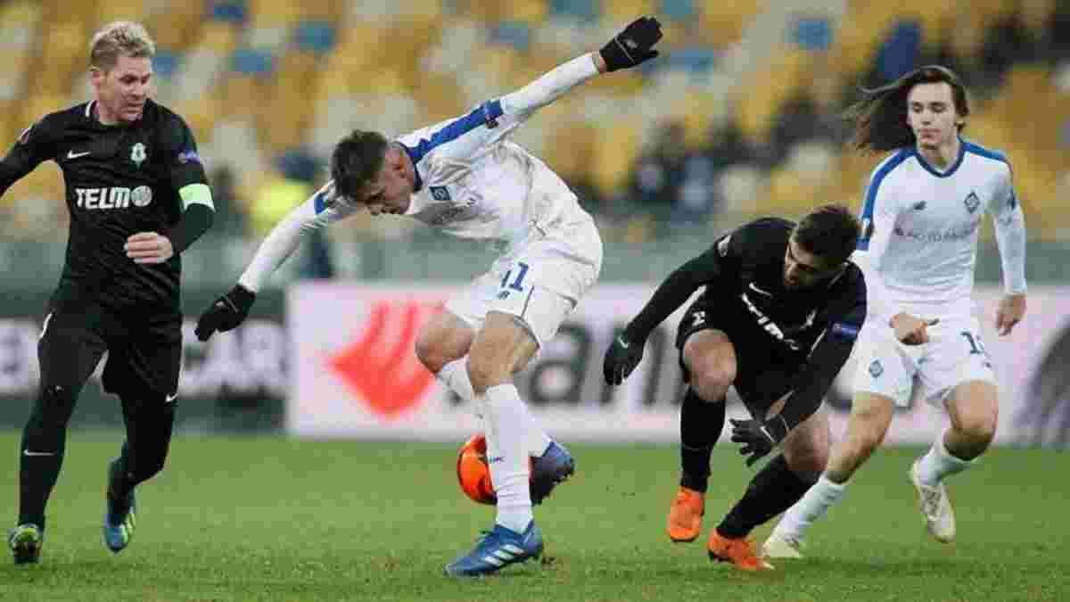 Хюбшман про переможний м'яч у ворота Динамо: Це найлегший гол, який можна забити
