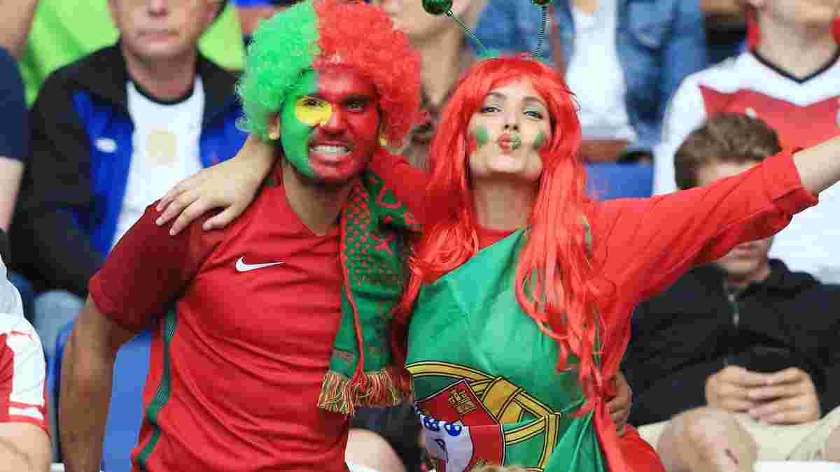Португалия – Украина: началась продажа билетов на матч отбора к Евро-2020