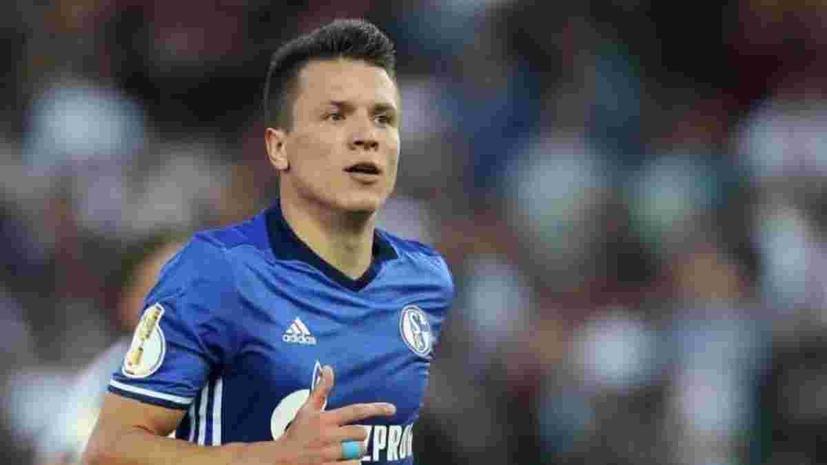 Аугсбург – Шальке: Коноплянка не попал в заявку после слухов о возможном уходе из клуба