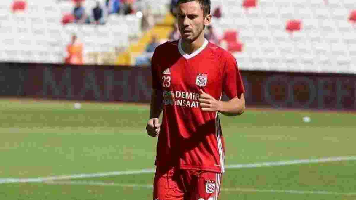 Опанасенко обыграл вторую команду Турции, Рыбалка с Сивасспором разбил соперника