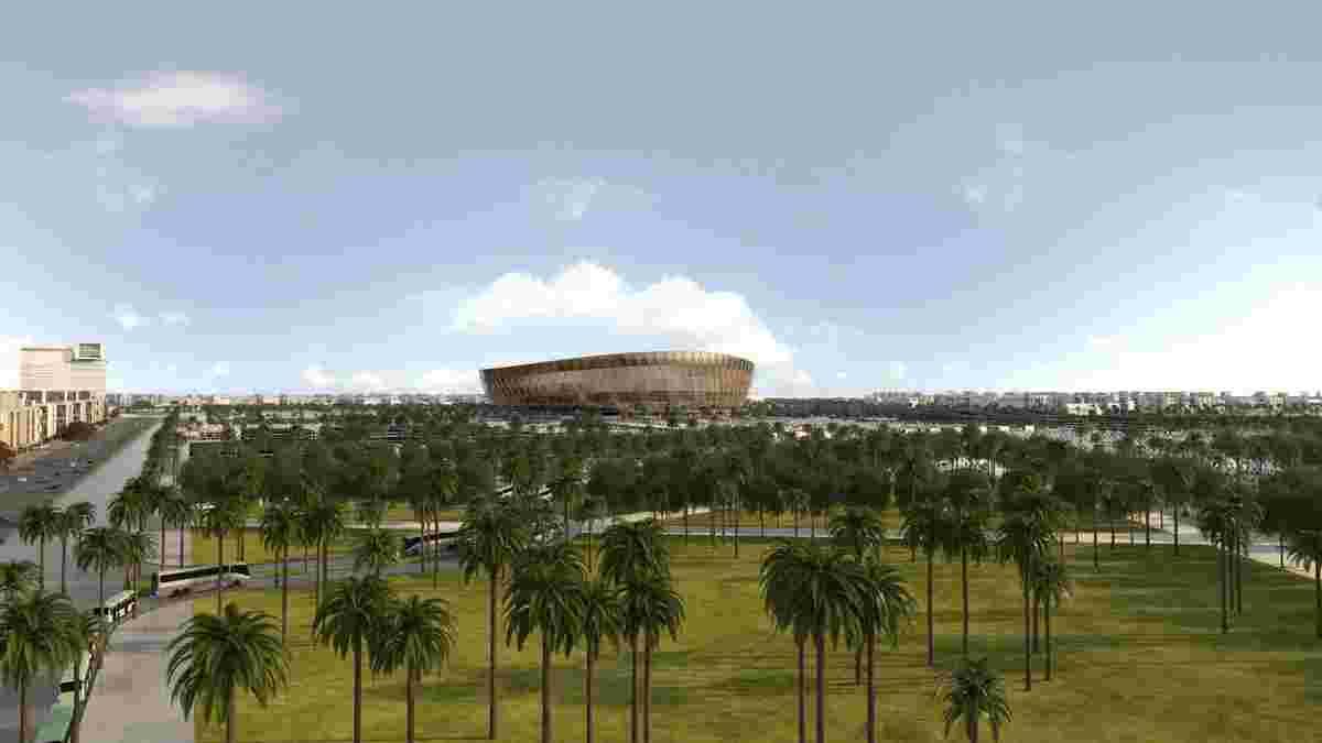 Катар представил дизайн главной арены ЧМ-2022