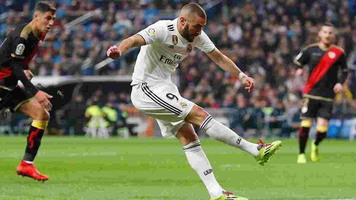 Реал – Райо Вальєкано – 1:0 – відео гола та огляд матчу