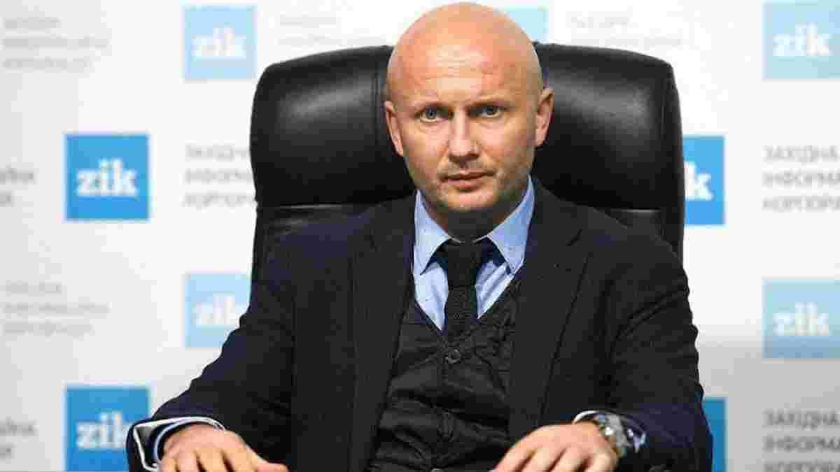 Смалийчук: Коломойскому принадлежат 50% акций Карпат, но он даже десяти гривен не выделил