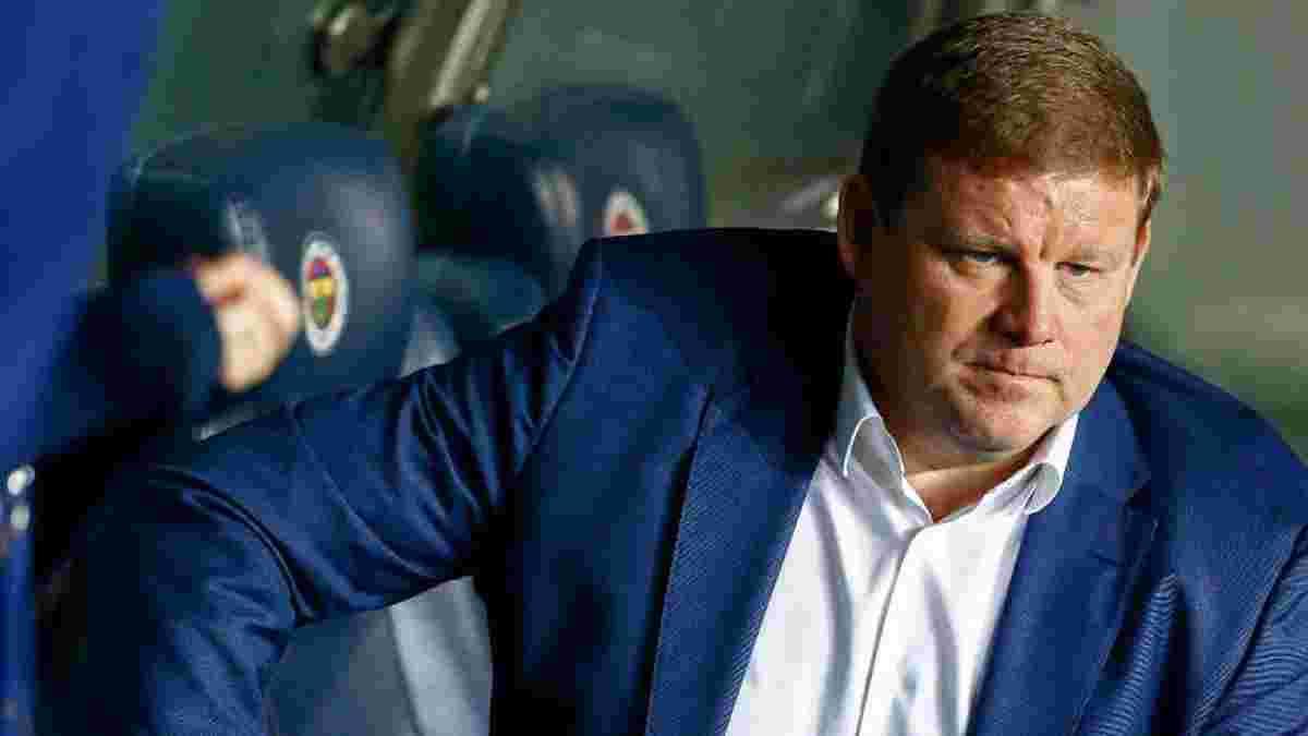 Андерлехт Макаренка звільнив головного тренера