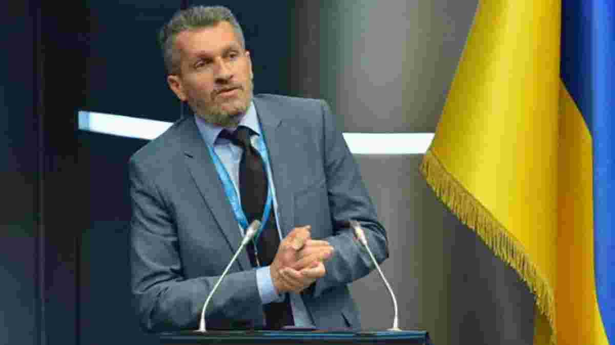 Баранка: Олімпік за рік не надав ніяких контраргументів і не звертався в Лозанну