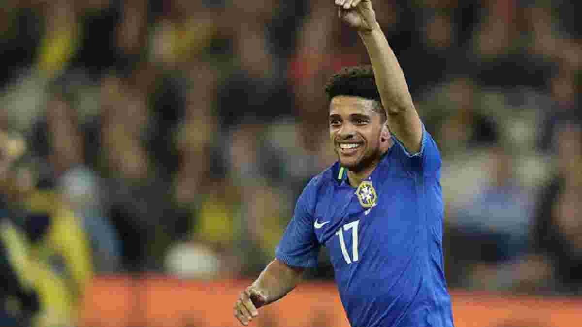 Тайсон красиво отличился в воротах легенды Милана Диды во время благотворительного поединка в Бразилии