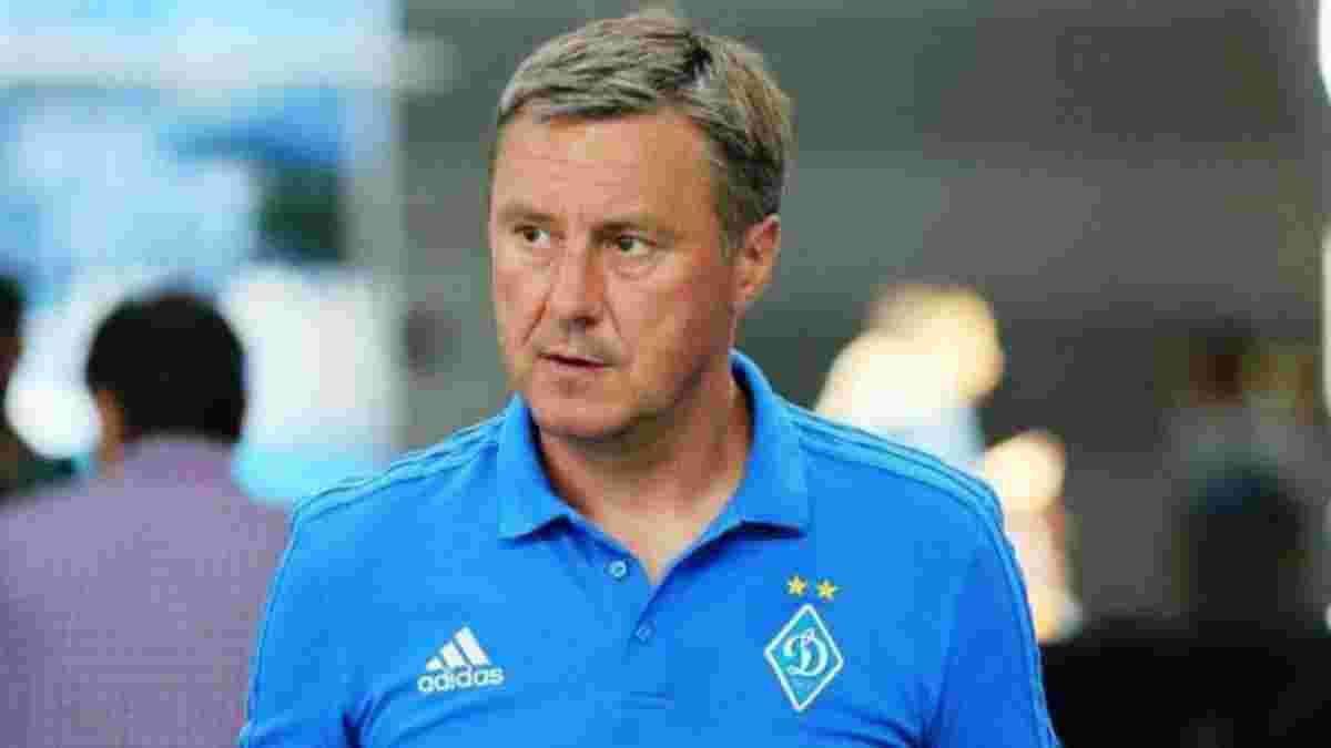 Хацкевич: Ми хочемо підсилитися, але і на гравців Динамо є попит