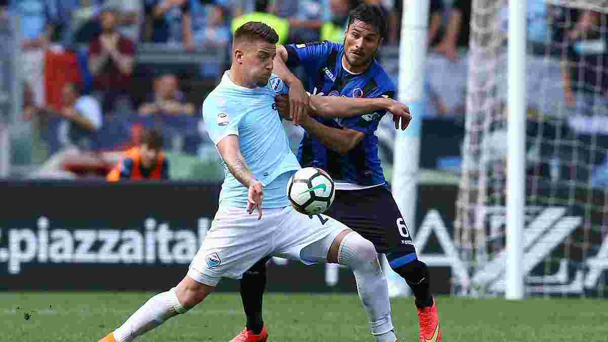 Аталанта – Лацио – 1:0 – видео гола и обзор матча