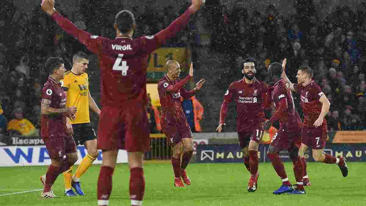 Вулверхемптон – Ліверпуль  – 0:2 – відео голів та огляд матчу