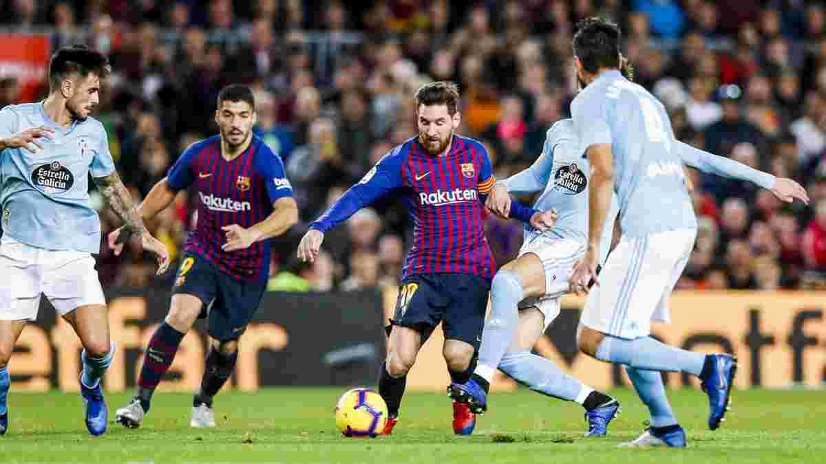 Барселона – Сельта – 2:0 – видео голов и обзор матча