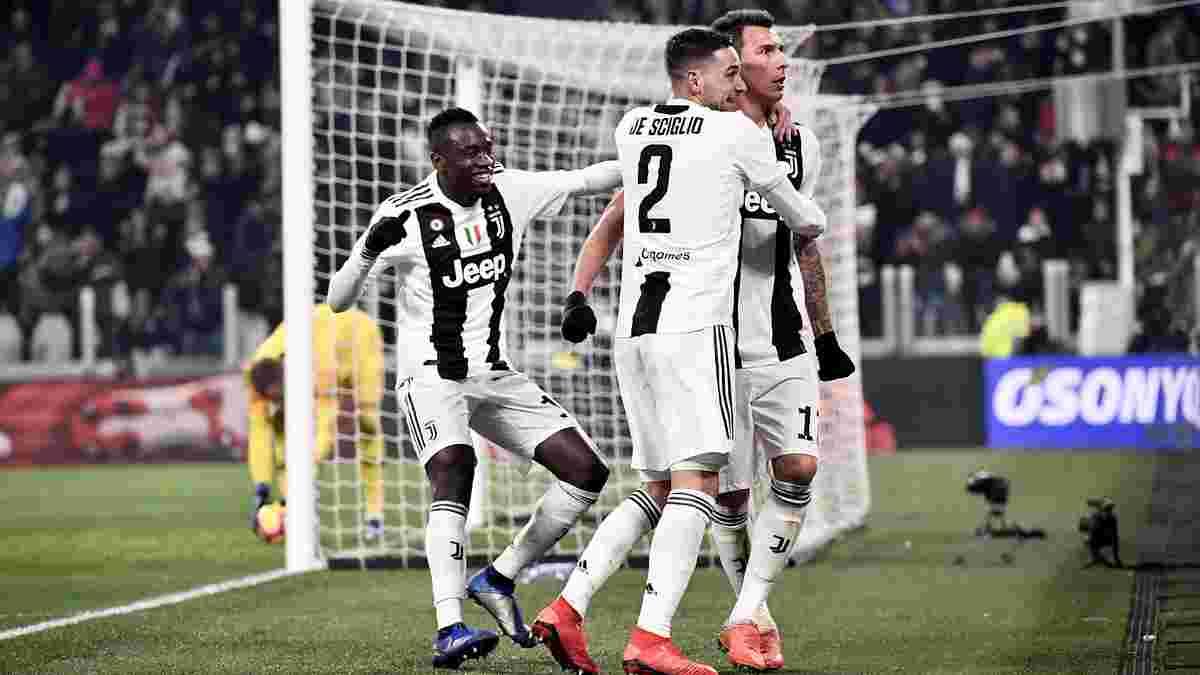 Ювентус – Рома: перемога туринців з нюансом, Кріштіану Роналду змінює професію, а Робін Ольсен – герой