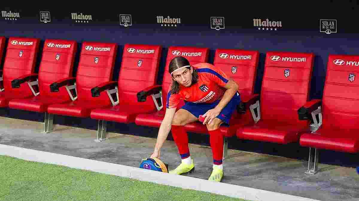 Филипе Луис не договорился с Атлетико о новом контракте и покинет команду, – Marca