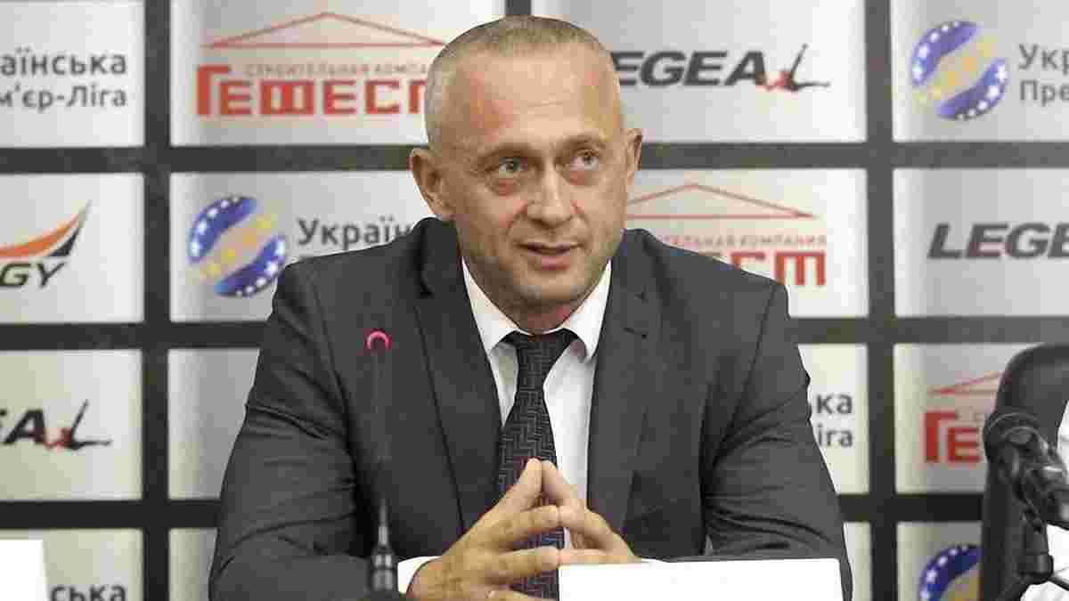 Гендиректор Черноморца опроверг информацию об уходе 8 игроков