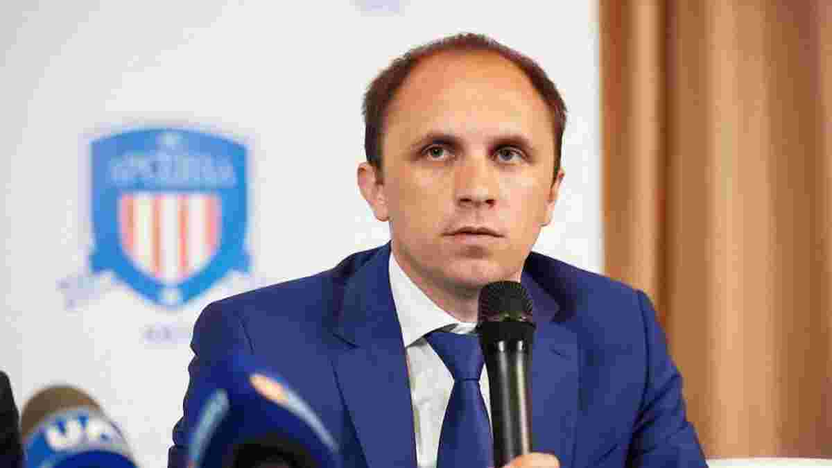 Гендиректор Арсенала-Київ Москаленко: Є аргументи, які говорять, що 12 клубів –це більш стабільний чемпіонат