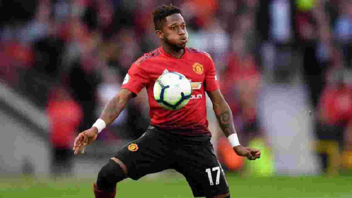"""Фред не покине Манчестер Юнайтед – агент розповів про складний період екс-""""гірника"""""""