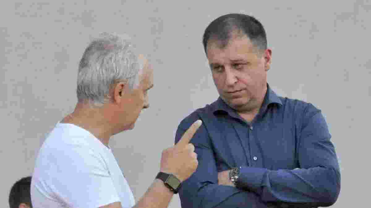 """""""В 2014 году в Луганске автобус с командой остановили вооруженные люди"""", – Вернидуб"""