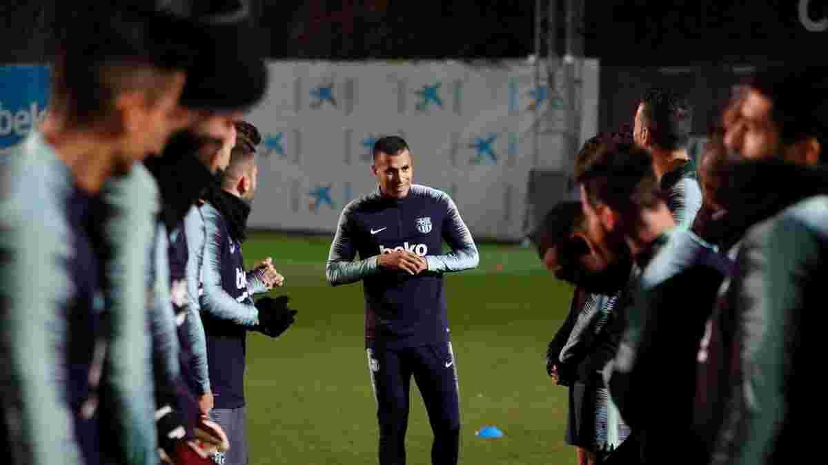 Вальверде – о Мурильо: Барселоне нужен был человек, который знает лигу