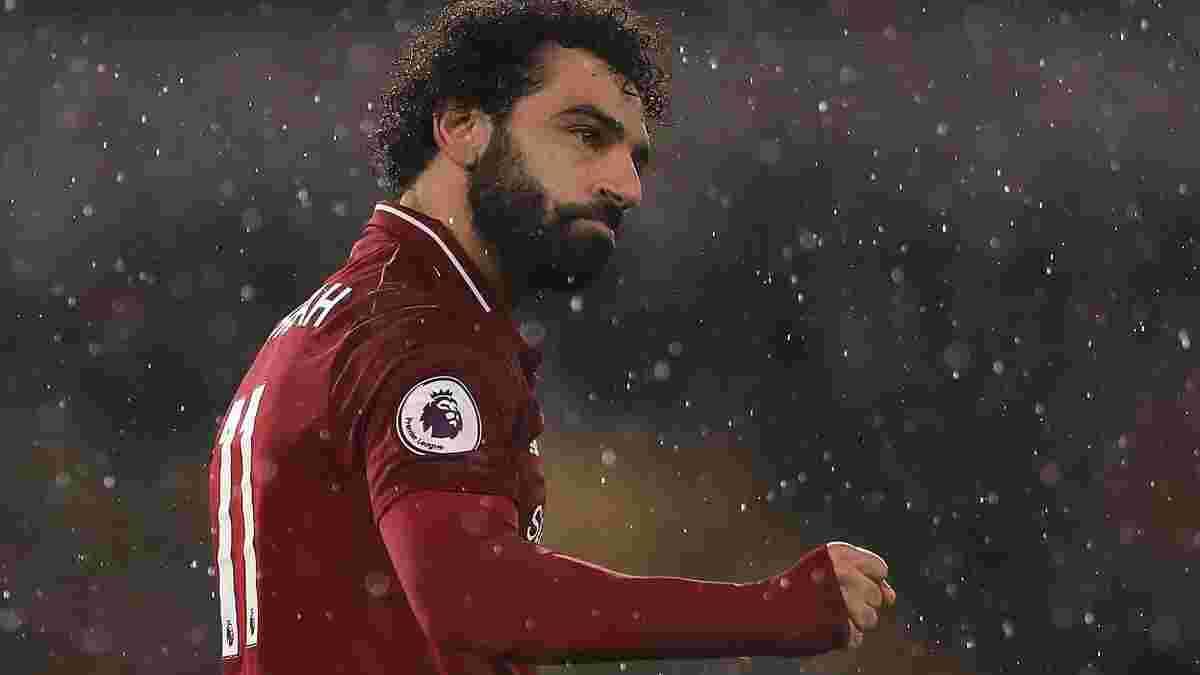 Салах пригласил на клубную базу Ливерпуля слепого болельщика, который стал известным после матча с Наполи