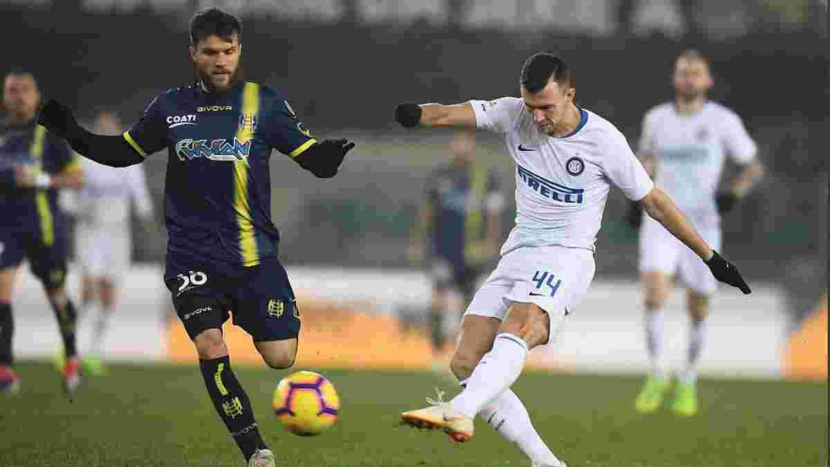 Інтер втратив перемогу над К'єво, Парма та Болонья не виявили сильнішого: 17-й тур Серії А, матчі суботи