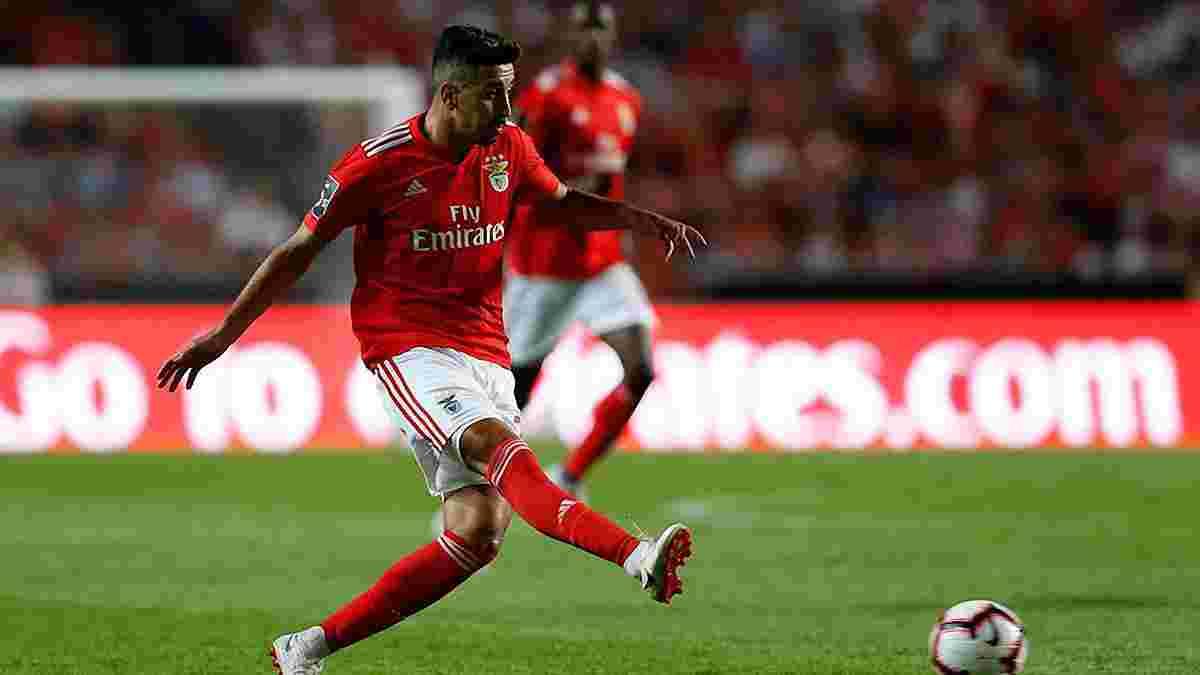 Андре Алмейда забив вражаючий гол у ворота Браги в принциповому матчі