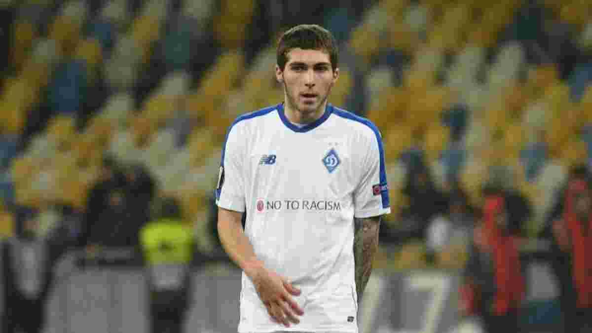 Цітаішвілі: У мене було 3-4 пропозиції від інших клубів, але я знав, що залишусь в Динамо