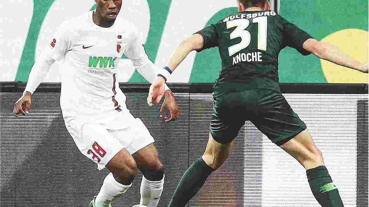 Аугсбург – Вольфсбург – 2:3 – відео голів та огляд матчу