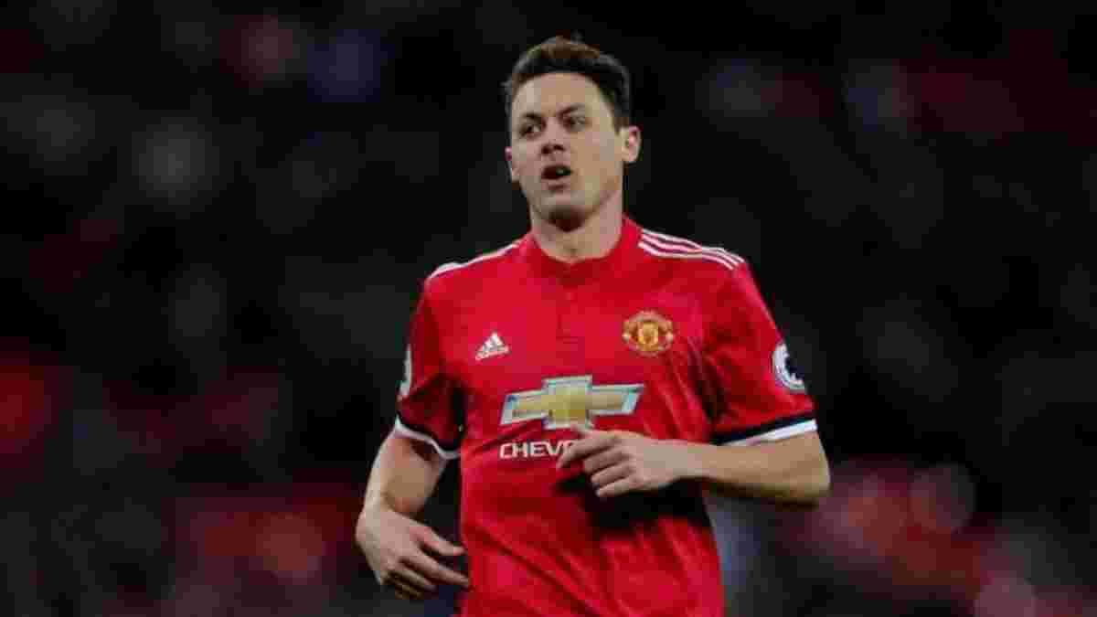 Матіч розповів, що Сульшер прищеплює Манчестер Юнайтед атакувальний футбол