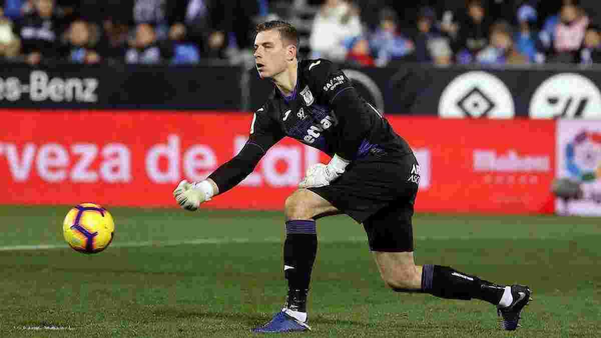 Лунин может дебютировать за Реал в начале января, – Diario Madridista