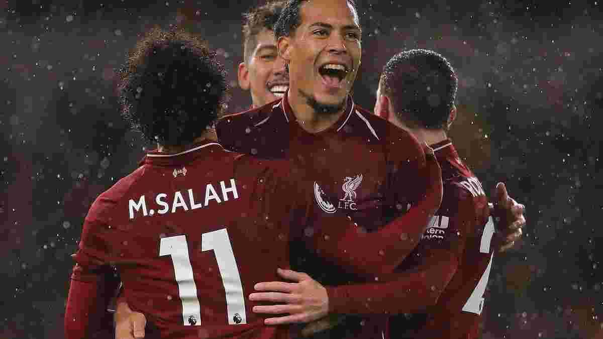 Ливерпуль подпишет рекордный для АПЛ спонсорский контракт с Adidas