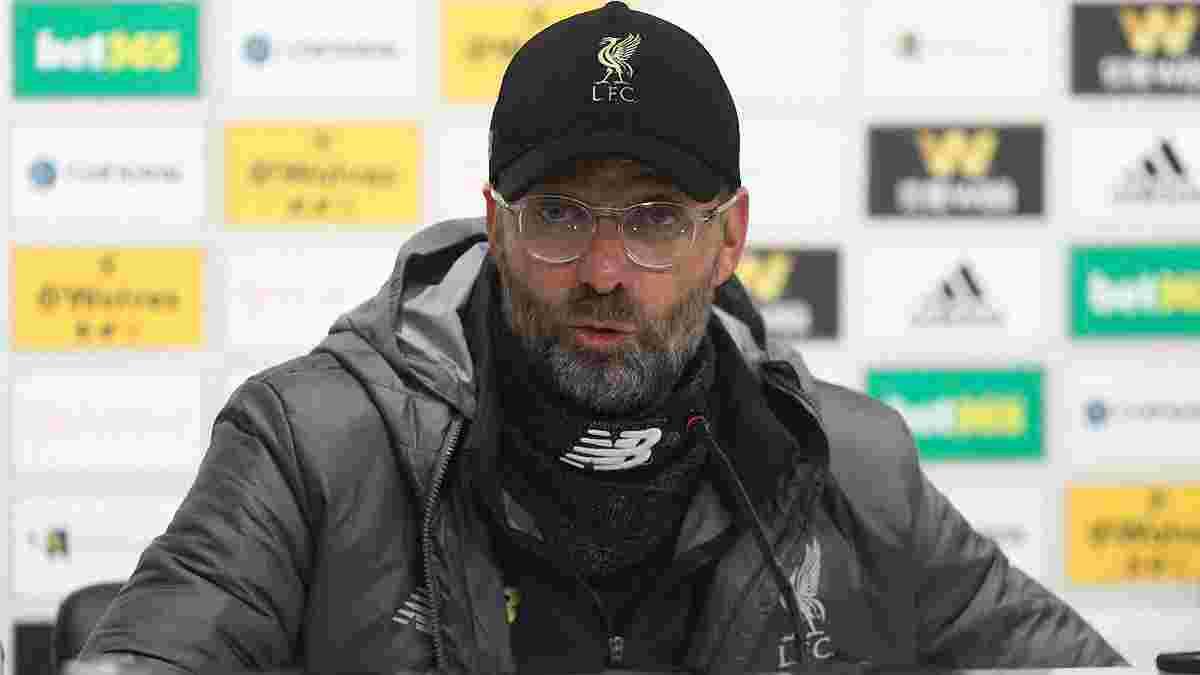 Клопп: Ліверпуль готовий купувати нових гравців взимку