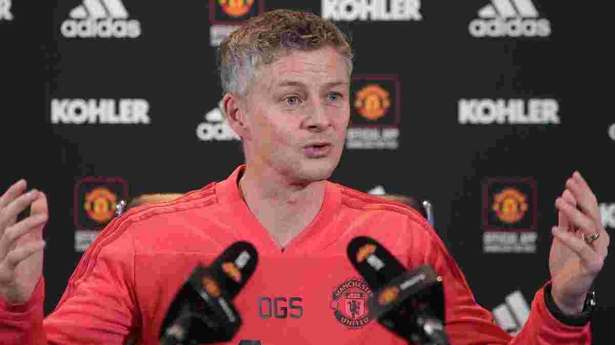 Сульшер: Никто не говорил, что Моуринью ограничивал атакующий потенциал Манчестер Юнайтед