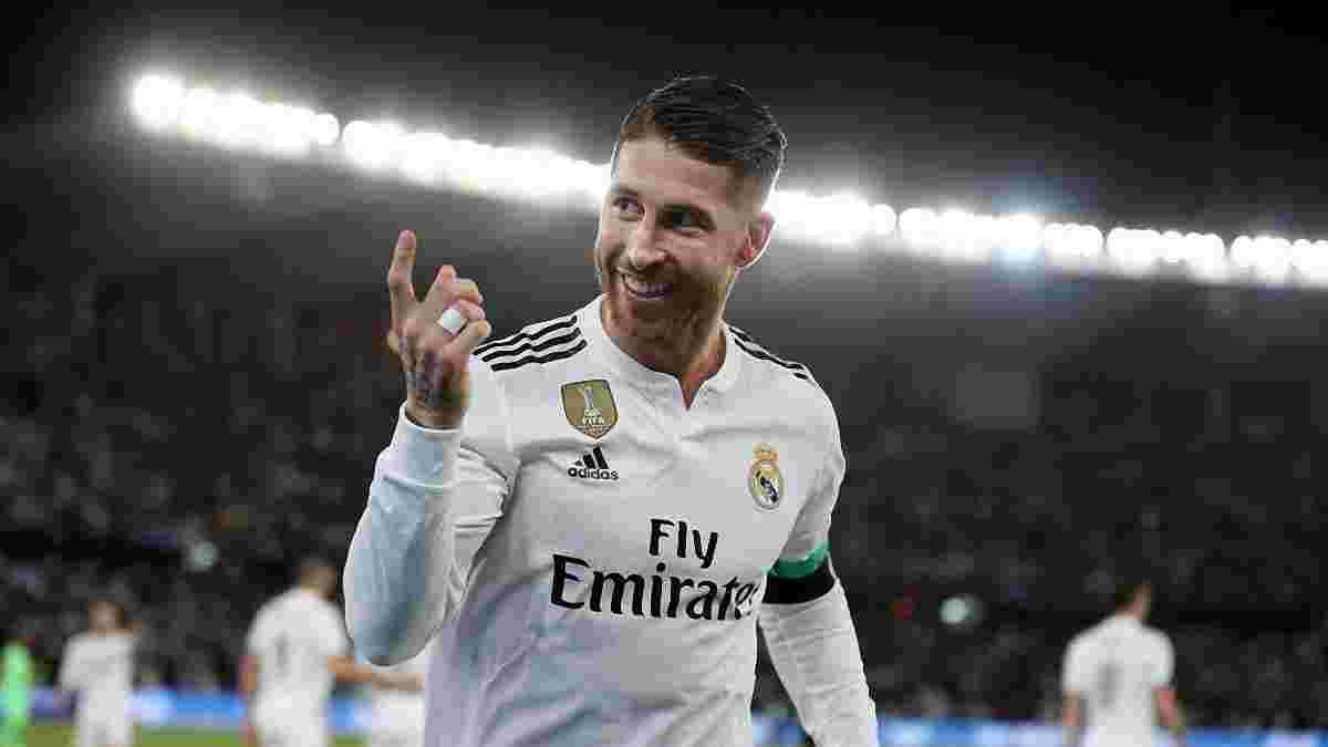 Рамос готовий першим покинути Реал, якщо його знову очолить Моурінью