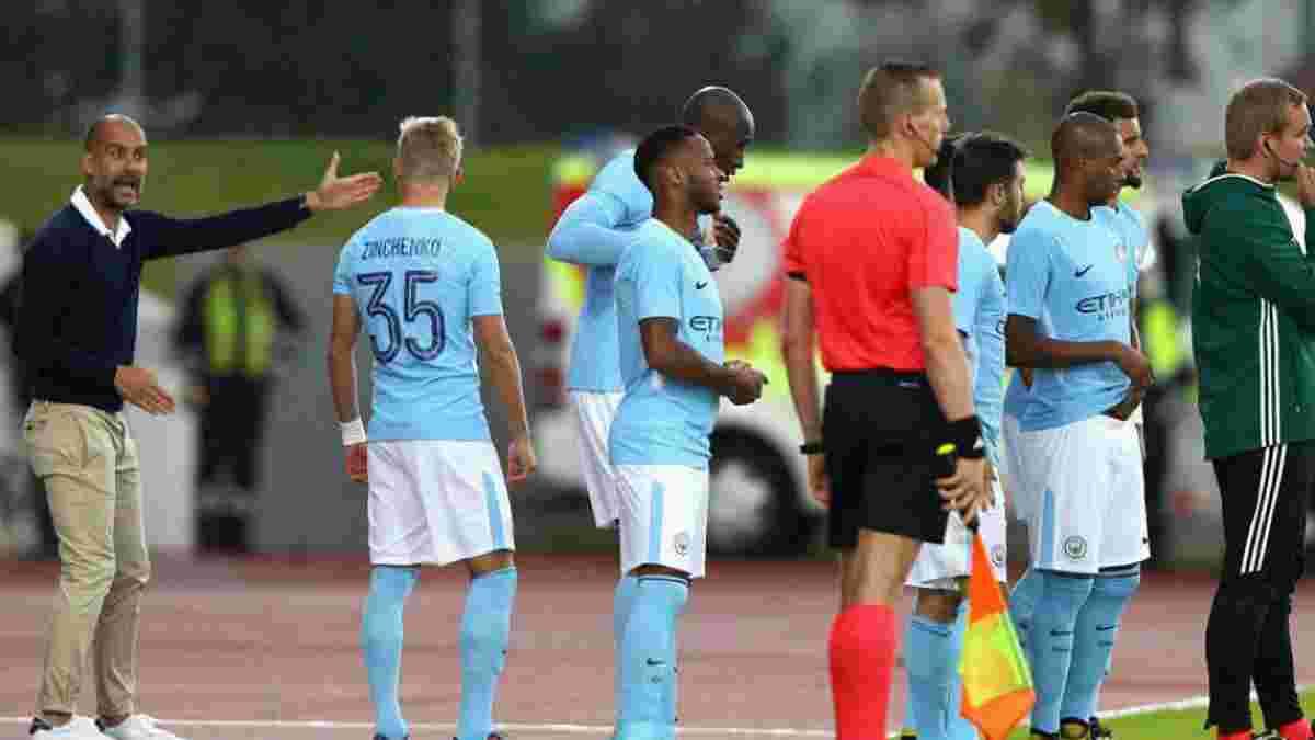 Лестер – Манчестер Сити: стартовые составы команд, Зинченко начнет матч в запасе