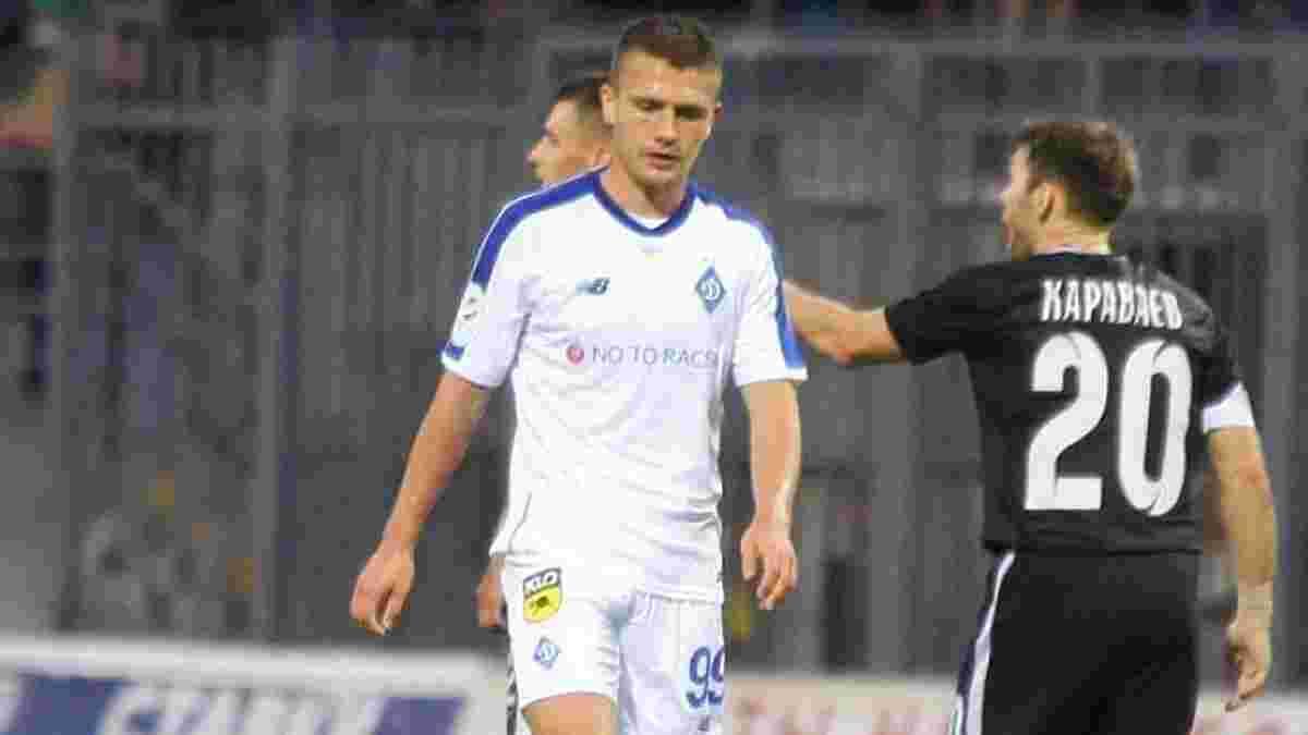 Дуелунд: Влітку я обирав між Динамо та кількома іншими клубами