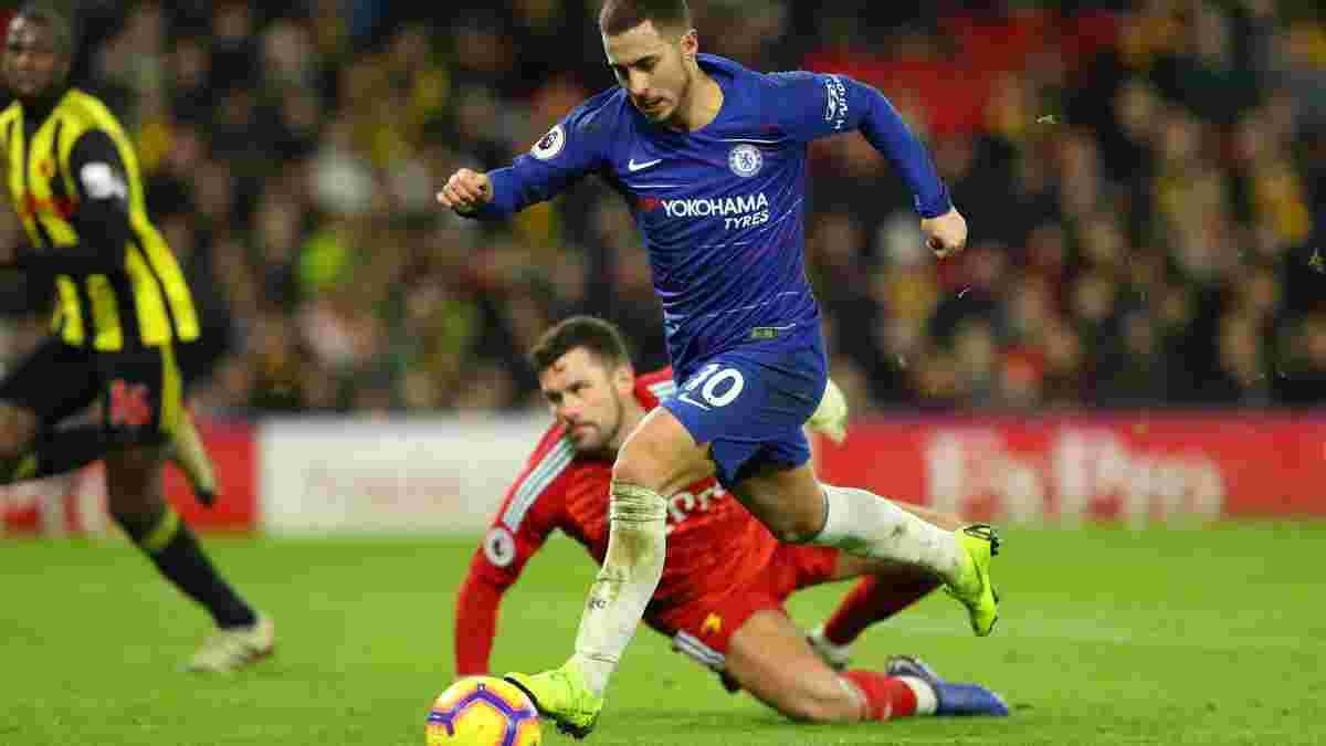Уотфорд – Челси – 1:2 – видео голов и обзор матча