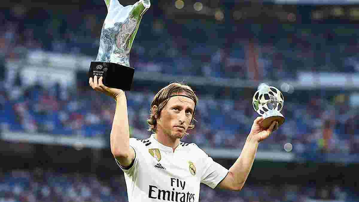 Модрич хочет завершить карьеру в Реале