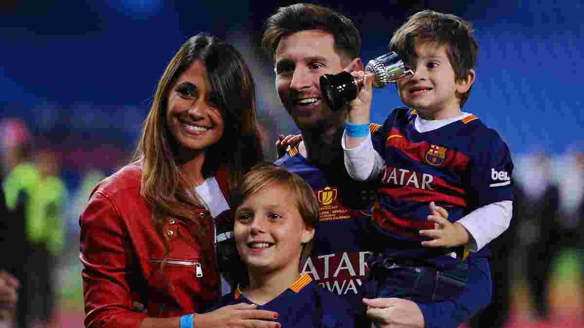 Мессі зізнався, що син робить йому зауваження, коли Барселона демонструє погані результати