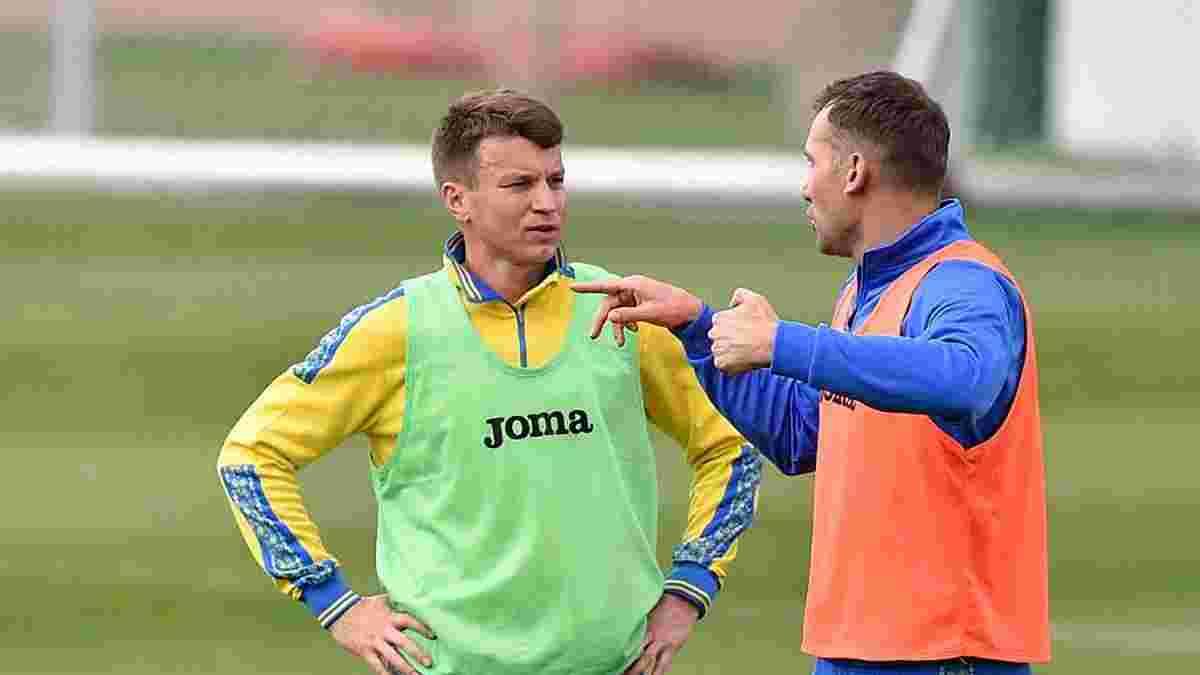 У ФФУ розповіли, чому вирішили призначити Ротаня тренером збірної України U-21