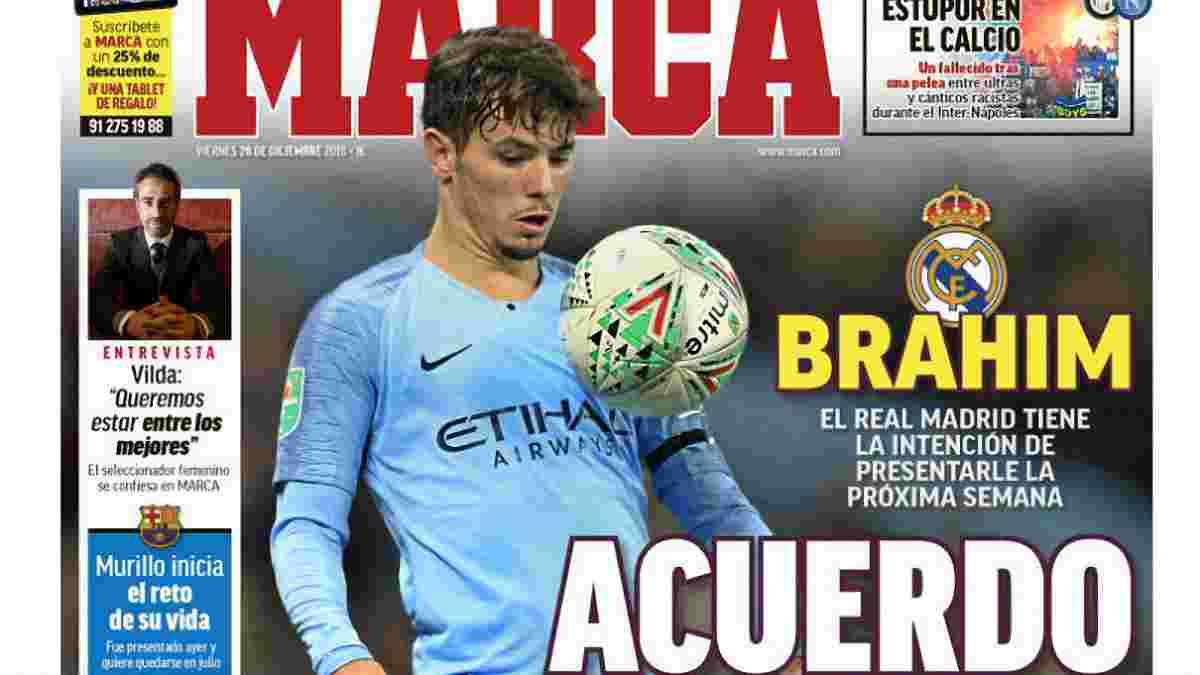 Реал согласовал с Манчестер Сити трансфер Диаса – переход может состояться уже на следующей неделе