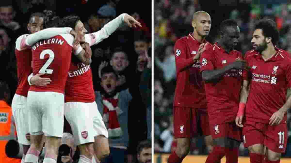 Ліверпуль – Арсенал: онлайн-трансляція матчу АПЛ – як це було
