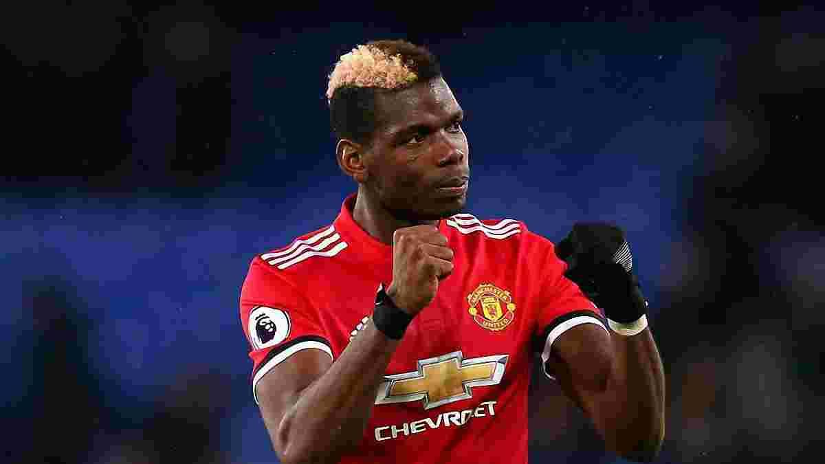 Погба не покинет Манчестер Юнайтед в январе, –  The Telegraph