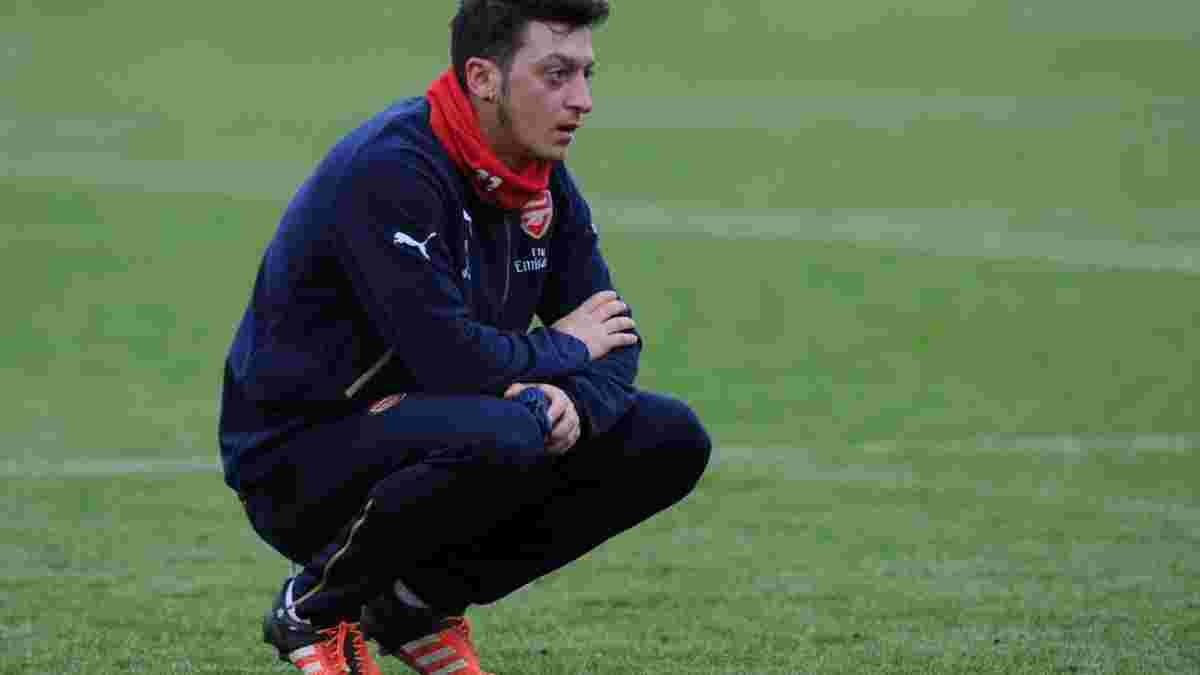Ливерпуль – Арсенал: Озил пропустит матч