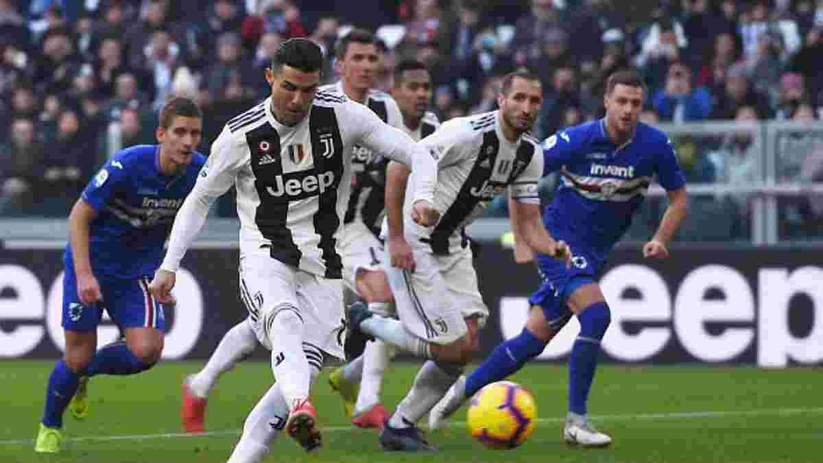 Роналду впервые с 2010 года забил меньше 50 голов за год