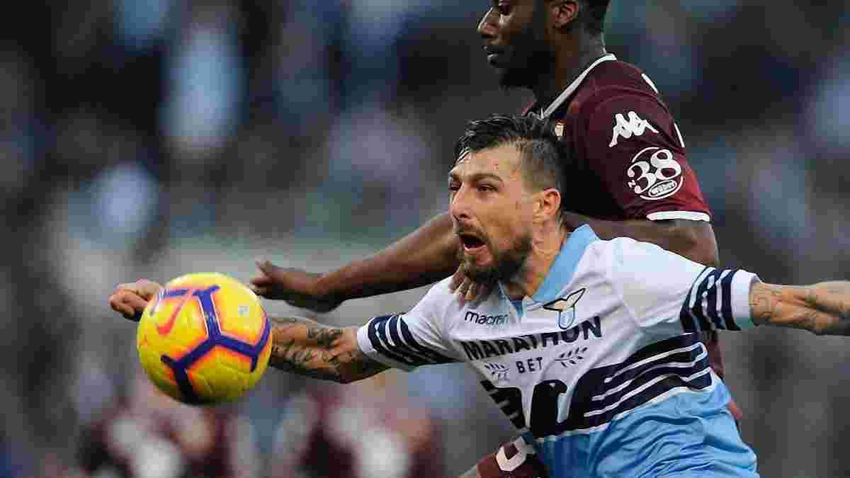 Лаціо – Торіно – 1:1 – відео голів та огляд матчу