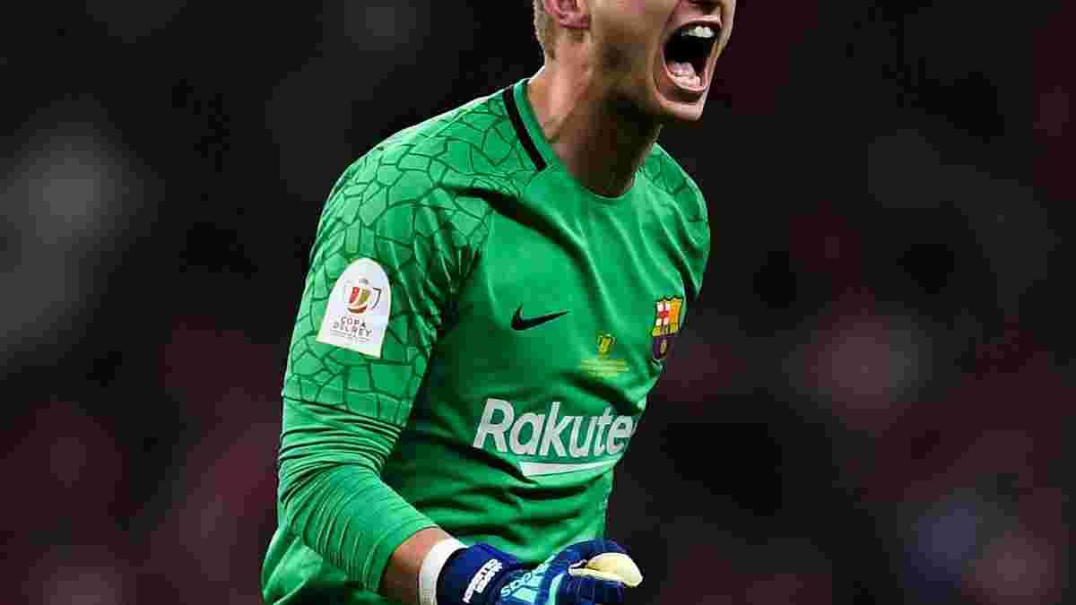 Барселона объявила цену за Силлессена